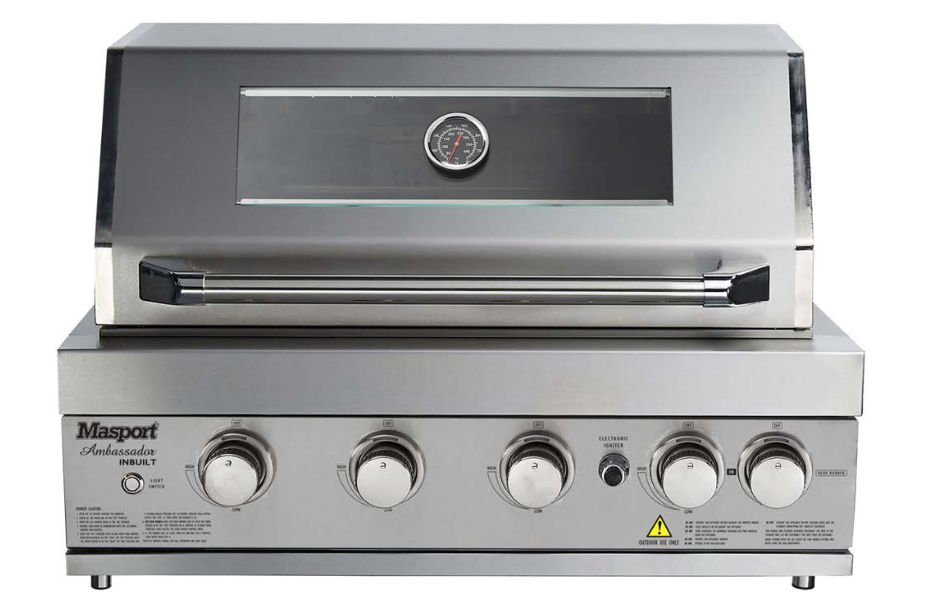 Over-Counter Gas Grills